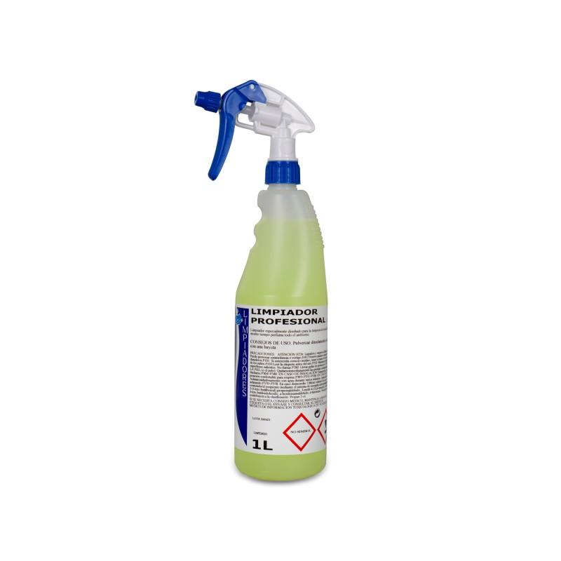 Limpiador profesional perfumado...
